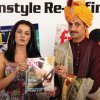Celina and Prince Manvendra launching FUN
